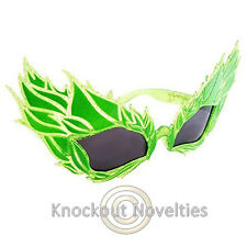 Sun-Staches Poison Ivy Sunglasses Sun Glasses Eyes Face Mask Gift Eye Protect