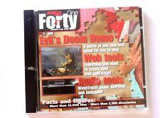 47272 disque 41 Amiga Format Magazine-Commodore Amiga (1999) AF/125/7/99