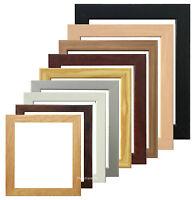 Square Picture Frame Photo Frame Poster Size Frame Black Oak Dark Oak White Pine