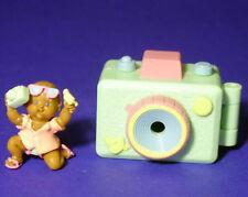 Polly Pocket Mini ♥ Mimi & the Goo Goos ♥ Kleine Kamera ♥ + süßes Baby  ♥