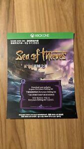 Sea of Thieves Ferryman Clothing Set DLC Unclaimed