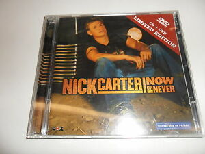 CD  Nick Carter - Now Or Never