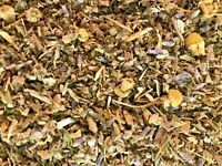 No.12 Blend Poppy Patchouli Wild Lettuce Skullcap Damiana Passion Flower + More!