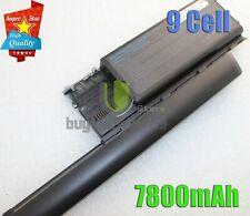 9 Cell Battery For DELL Latitude D630N D630c D631 D631N D830N Precision M2300