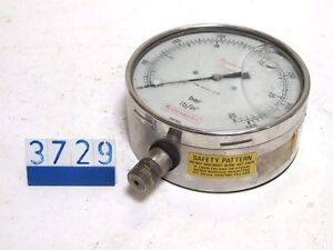 Budenberg 316 5.5 pressure gauge(3729)
