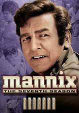 MANNIX THE SEVENTH SEASON 7 MIKE CONNORS G. FISHER  NEW SEALED 6-DICS SET DVD
