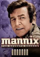 Mannix: Season 7, New DVD, Len Birman, Gail Fisher, John Colicos, Cesare Danova,