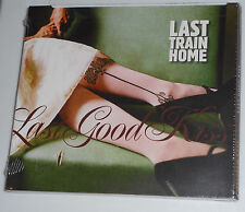 Last Train Home: Last Good Kiss CD ***NEW***