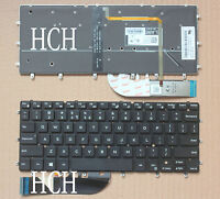 New for Dell Inspiron 15 7547 15 7548 7568 XPS 13 9360 keyboard US Backlit