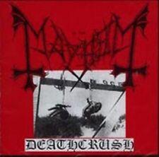 "MAYHEM ""DEATHCRUSH"" CD BLACK METAL NEW!"