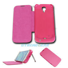 3500MAH EXTERNAL BACKUP BATTERY POWER BANK CASE COVER PINK SAMSUNG GALAXY S IV