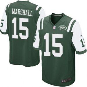Nike NFL Football Boys New York Jets Brandon Marshall #15 Player Jersey