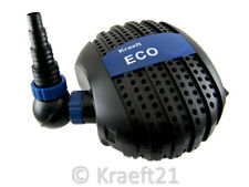 Teichpumpe Bachlaufpumpe Kraeft ECO EFP von 3500 bis 17500 Liter Fördermenge