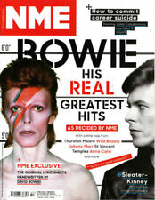 October Weekly NME Magazines