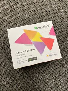 Nanoleaf Shapes - Triangle Smarter Kit