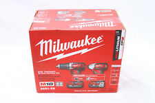 Milwaukee 2691-22 M18 RED LITHIUM Compact 2-Tool Combo Kit