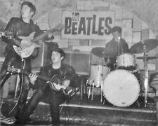 "Beatles at The Cavern Club 10"" x 8"" Photograph no 25"