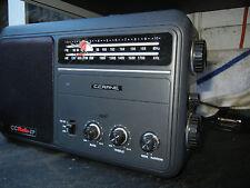 C Crane EP Am FM Analog radio. As heard on Coast to Coast AM
