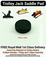 2x Smaller Hydraulic Trolley Jack Saddle Pads + FREE 1st Class Delivery