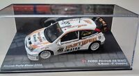 FORD FOCUS RS WRC MONZA 2006 V.ROSSI 1:43 RALLY COLLECTIBLE DIECAST CAR - IXO