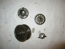 BMW K75 & K100 STARTER CLUTCH / ALTERNATOR DRIVE / GEAR ASSEMBLY & MORE