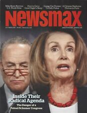 Newsmax Independent American (Oct 2018)Danger of a Pelosi/Schumer Congress~ G231