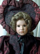 dolls, brand, character, SCS/MW porcelain, contemporary, reproduction