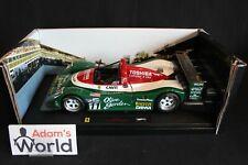 Hot Wheels Elite Ferrari F333 SP 1:18 #11 ALMS 1999 (PJBB)