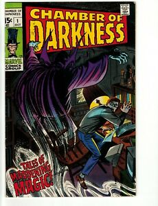 Chamber Of Darkness #1 Marvel Horror 1969 VF/NM