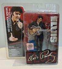 Elvis Presley Mcfarlane Toys 68' Comeback Special Super Stage Figure