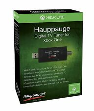 Hauppauge 1578 Digital Tv Tuner For Xbox One Perp Watch Pause & Record Live Tv