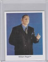 2001 Cardinal WWF WWE Card HTF William Regal