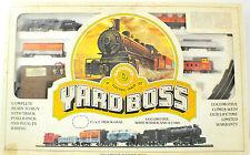 Vintage Bachmann Yard Boss Electric Train Set N Scale