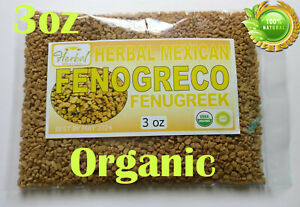 Fenogreco Semilla Entero Alholva Organic Fenugreek Seed Whole trigonella foenum