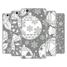 Cover e custodie Per Huawei P9 lite in argento con un motivo, stampa per cellulari e palmari
