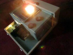 Vintage Kodak 500 Readymatic Changer Slide Projector in Case w/ Cord Tested