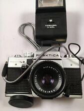 PRAKTICA SUPERTL3 35 mm with DOMIPLAN 2.8/50 LENS