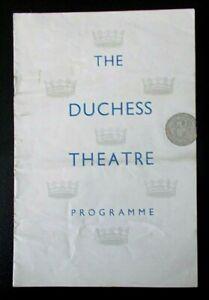 The White Devil programme Duchess Theatre 1947 Margaret Rawlings Robert Helpmann