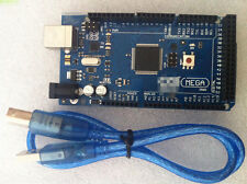 5pcs ATmega2560-16AU ATMEGA16U2 Board & USB Cable for Arduino MEGA2560 R3