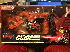 GI Joe Classified Target Exclusive Baroness And Cobra Viper