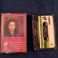 Cassette Tape Tina Charles Halfway to Paradise Counterfeit Two Bare Feet Bootleg