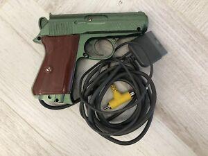 Sony Playstation 1 PS1 Scorpion Light Gun Controller UNTESTED
