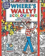 Where's Wally? The Colouring Collection by Martin Handford (Paperback, 2017)