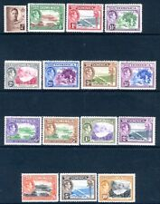 DOMINICAN-1938-47 Full Set of 15 Values Sg 99-108a  MOUNTED MINT V18255