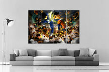 Dragon Ball Z Ultimate Tenkaichi  Wall Art Poster Grand format A0 Large Print