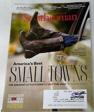 Smithsonian magazine April 2014 America's Best Small Towns Mark Twain Japan