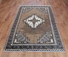Traditional Vintage Wool Handmade Classic Oriental Area Rug Carpet200 X 115cm