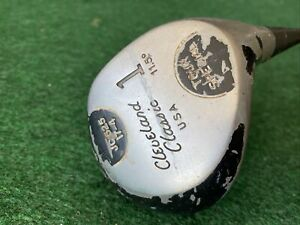 CLEVELAND CLASSIC DRIVER JC 625 17-4 Right Hand - See The Pictures