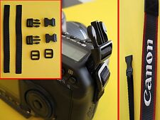 New! Quick Release Camera Strap Kit Canon Nikon Olympus