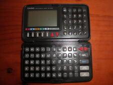 CASIO DIGITAL DIARY SF-4100  32 KB VINTAGE PILAS NUEVAS PERFECTO FUNCIONAMIENTO